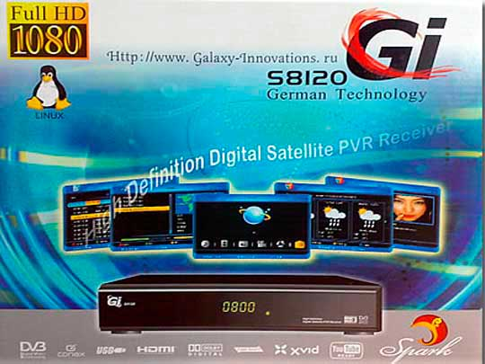 Galaxy Innovations S-8120