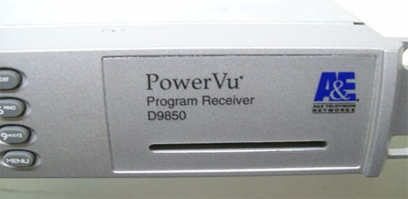 Power-Vu-resiver