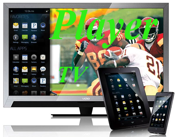 Player Android tv